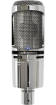 Audio-Technica - AT2020USB+ USB Cardioid Condenser Microphone with Shock Mount - Limited Edition Mirrored Silver