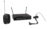 Shure - SLXD14 Wireless System with Beta 98H/C Miniature Instrument Mic - H55