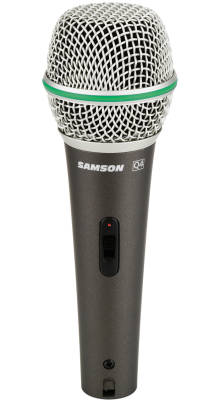 Q4 Dynamic Supercardioid Microphone