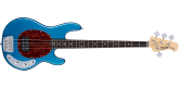 Sterling by Music Man - RAY24CA Stingray Bass - Toluca Lake Blue