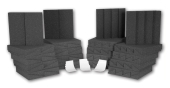 Auralex - D36 Roominator Kit - Charcoal/Charcoal