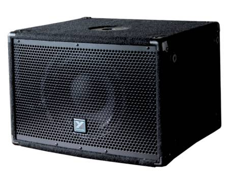 YX Series Powered Subwoofer - 10 inch  - 200 Watts
