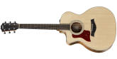Taylor Guitars - 214ce Grand Auditorium Sitka/Layered Koa Acoustic-Electric Guitar, Left Handed