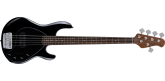Sterling by Music Man - Ray35 5-String Stingray Bass with Gigbag - Black