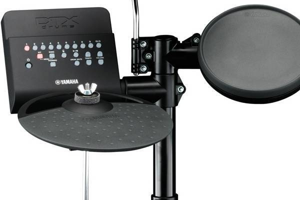 Yamaha dtx450k electronic drum kit long mcquade for Yamaha dtx review