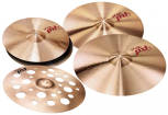 Paiste - PST7 Universal Cymbal Set with Free 16 Swiss Thin Crash