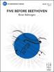 FJH Music Company - Five Before Beethoven - Balmages - String Orchestra - Gr. 1.5-2