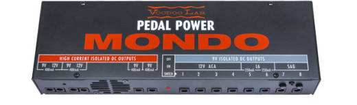 Pedal Power MONDO - Multi-Out Power Supply