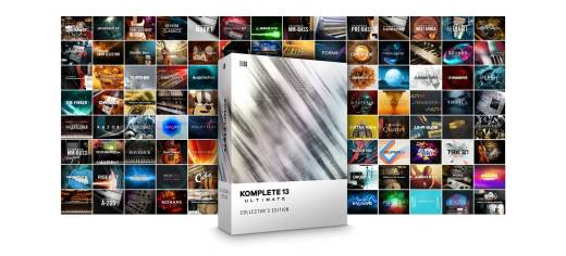 Komplete 13 Ultimate Collector's Edition Software Bundle