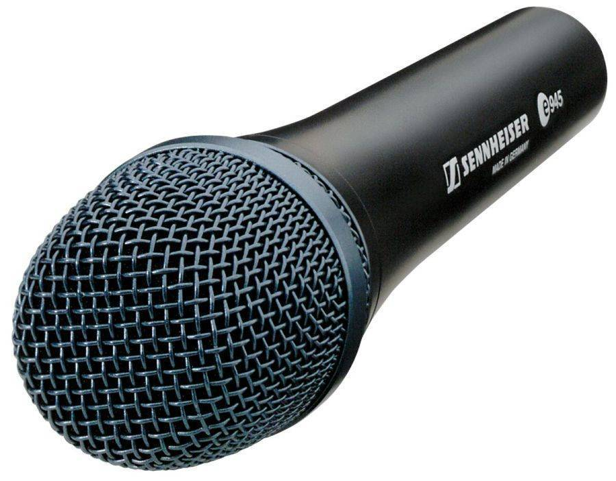sennheiser evolution dynamic super cardioid vocal mic long mcquade musical instruments. Black Bedroom Furniture Sets. Home Design Ideas