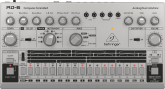 Behringer - RD-6 Analogue Drum Machine - Silver