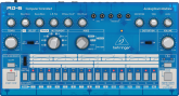 Behringer - RD-6 Analogue Drum Machine - Transparent Blue