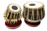 Doon - Deluxe Tabla Set, Nickel Plated Brass