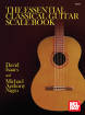 Mel Bay - The Essential Classical Guitar Scale Book - Isaacs/Nigro - Classical Guitar - Book