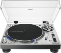 Audio-Technica - AT-LP140XP Direct Drive Professional DJ Turntable - Silver