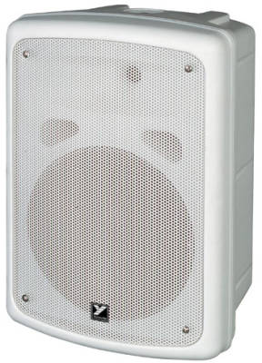 Coliseum Series Compact  Speaker - 8 inch Woofer 100 Watts - White