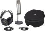 Samson - C01U Pro Podcasting Pack with USB Studio Condenser Microphone