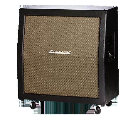 Traynor 300 Watt 4x12 Guitar Slant Cabinet With Celestion G12-T75s ...