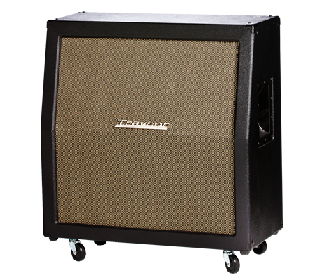 300 Watt 4x12 Guitar Slant Cabinet with Celestion G12-T75s
