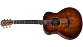 Taylor Guitars - GS Mini-e Koa Plus All Hawaiian Koa Acoustic-Electric Guitar - Left-Handed