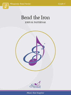 Bend the Iron - Pasternak - Concert Band - Gr. 3