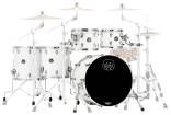 Mapex - SR628XRM Saturn Renew 5-Piece Shell Pack (22,10,12,14,16) - Satin White