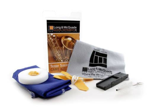 Tenor Saxophone L&M Care Kit