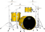 Mapex - Saturn Evolution 3-Piece Shell Pack (22,12,16) - Tuscan Yellow