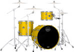 Mapex - Saturn Evolution 3-Piece Shell Pack (24,12,16) - Tuscan Yellow
