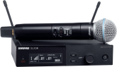 Shure - SLXD24/B58 Wireless System with Beta 58A Handheld Transmitter - G58