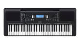 Yamaha - PSR-E373 61-key Portable Touch Sensitive Keyboard w/Adaptor