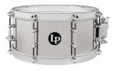 Latin Percussion - 5 1/2 x 13 Salsa Snare - Stainless Steel