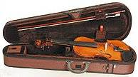 Standard Violin Outfit 1/2 Size