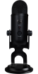Blue Microphones - Yeti Blackout USB Multi-Pattern Condenser Microphone (No Software)