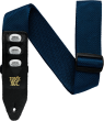 Ernie Ball - 2 Pickholder Strap - Navy