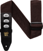 Ernie Ball - 2 Pickholder Strap - Brown