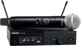 Shure - SLXD24/SM58 Wireless System with SM58 Handheld Transmitter - H55