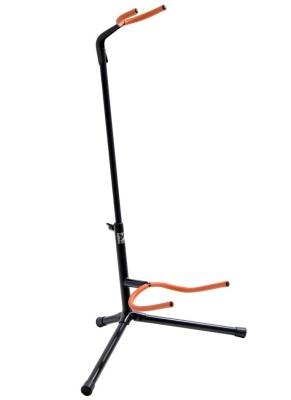 Standard Electric or Acoustic Guitar Stand in Black