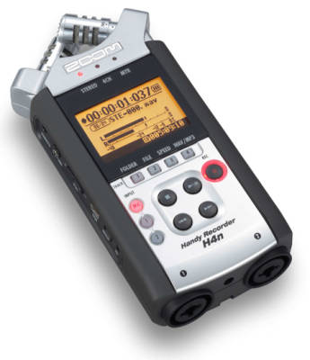 H4n - Handheld Audio Recorder