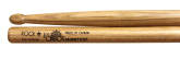 Los Cabos Drumsticks - Rock Red Hickory Drumsticks