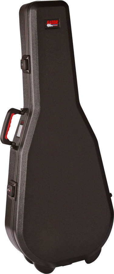 gator ata dreadnought guitar case long mcquade musical instruments. Black Bedroom Furniture Sets. Home Design Ideas
