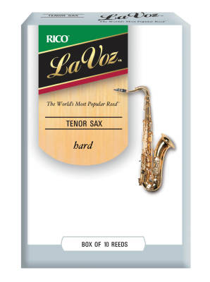Tenor Saxophone Reeds (Box Of 10) - Medium