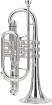 Besson - Sovereign Bb Silver Plated Cornet