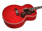 Gibson Custom Shop - J-200 Standard Ltd - Translucent Cherry