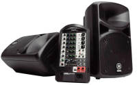 Yamaha - Stagepas 400i Portable PA System