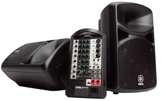 Stagepas 400i Portable PA System