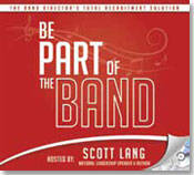 BE A PART OF THE BAND (DVD)