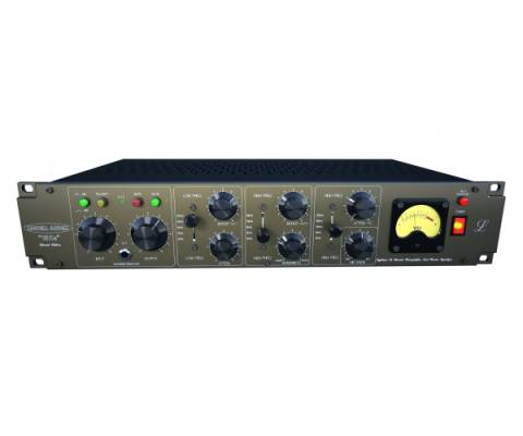 1 Channel Transformer Coupled Mic Pre/DI/Equalizer