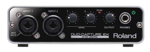 Duo Capture EX USB Audio Interface