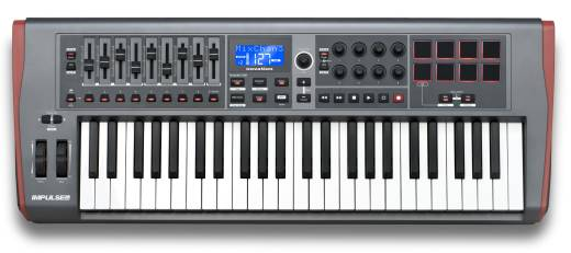 49 Note Keyboard Controller